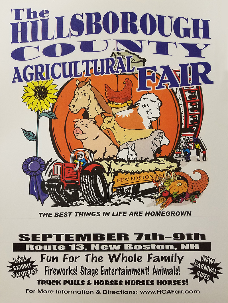 The Hillsborough County Agricultural Fair